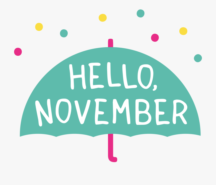33 334015 Hello November Clipart Images Hello November Georgetown Elementary School